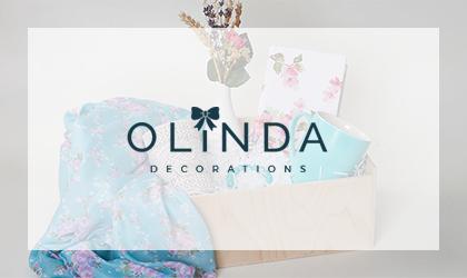 Olinda Decorations - ръчно декорирани подаръци
