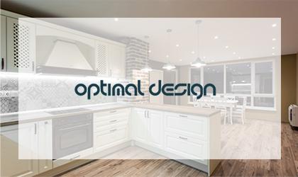 Optimal Design - Студио за интериорен и продуктов дизайн